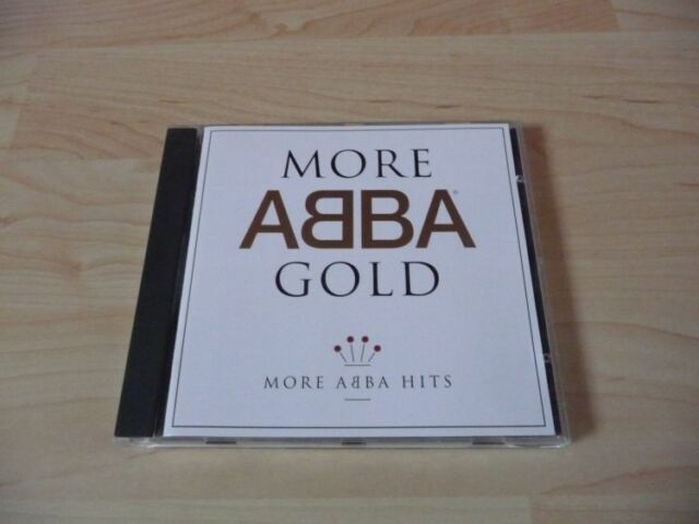 CD Abba - More Abba Gold - 20 Greatest Hits
