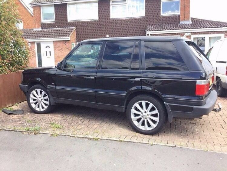 Top spec range rover 4.6 hse 2000 model with plates.. | in ...