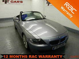 56 reg BMW Z4 2.0i Sport Roadster - FINANCE AVAILABLE AT LOW RATES!