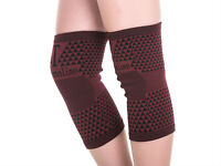 Tourmaline Magnetic Fiber Elastic Knee Support Pain Relief