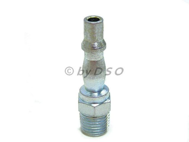 1/4'' BSP Male air Fitting End 5 Pieces Free Shipping