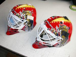 Goalie Mask Airbrushing