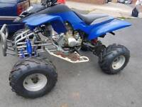 EXCELLENT CONDITION ROAD LEGAL QUAD SHINERAY 200cc whyg???