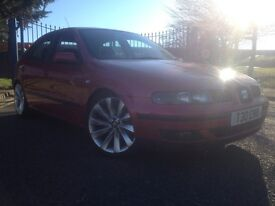 Seat leon 1.9tdi stage 2 remap (167bhp) , 18's , coilovers , private plate