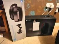 Asus VR Gaming PC, i5, 8GB, 1TB, GTX 1060 + HP Mixed reality Kit