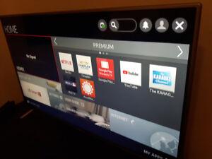 LG 55LB5800: 55 Inch 1080p Smart TV LED TV