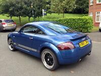 For sale Audi TT, long mot,225bhp standard,quattro,not, BMW,Audi A4,A6,Subaru,Honda type r
