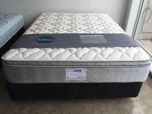 SLEEPMAKER COMMERCIAL AND RETAIL BED SALE - UNBEATABLE VALUE! Richmond Yarra Area Preview