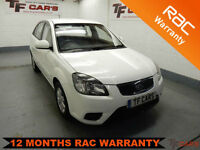 Kia Rio 1.4 Strike - EXTREMELY LOW MILES! FINANCE FROM ONLY £25 PER WEEK