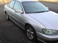 2002 vauxhall omega auto 2.6 cd v6