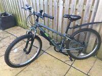 Child's 18 gear bike
