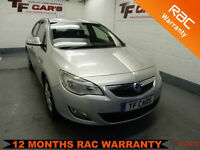 Vauxhall/Opel Astra 1.7CDTi Exclusive FINANCE AVAILABLE FROM ONLY £23 PER WEEK!