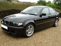 BMW E46 318i M SPORT FACELIFT SALOON BREAKING FOR SPARE PARTS