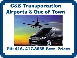 C&B Transportation Better than Taxi, Uber  and Lyft