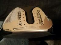 Sonartec 2.5 Like New 13 degree stiff 3 wood (Not nike, titleist,callaway, ping)