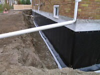 WATERPROOFING and more!! call us today !!