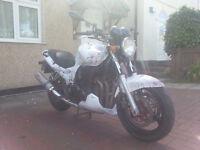 Kawasaki zr7 18600miles not gsxr/srad/ninja/sv650