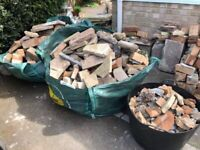 Bricks Breeze Blocks Rubble etc Hardcore FREE To Collector! Downend BS16