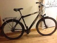 2 x import German bikes male n female will swap for metal detector