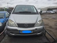 Mercedes A Class Breaking For Spares