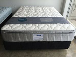 SLEEPMAKER HOTEL ELEGANCE ELITE SENSORCOIL PILLOWTOP Brisbane City Brisbane North West Preview