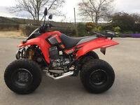 2x quadzilla 250cc road legal quads both on 05 plate fully working non reverse models