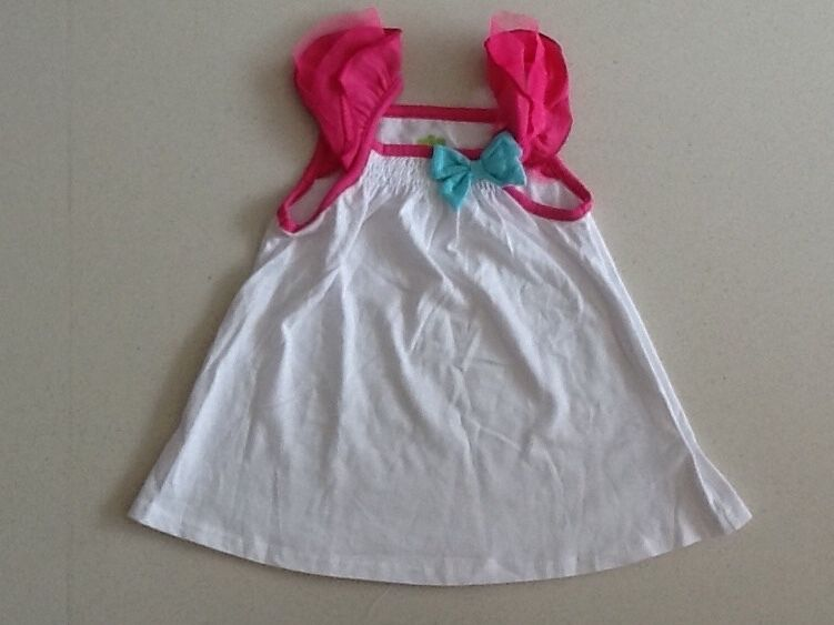 BN Toddler Girl Spaghetti Dress (24M)