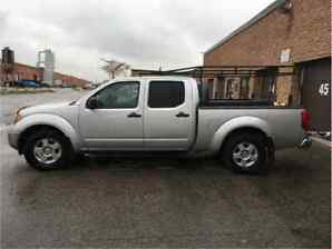 FOR SALE 2008 Nissan Frontier Pick Up Truck 6ft box MUST GO