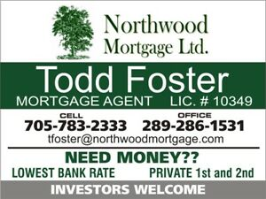 EMERGENCY PRIVATE 2ND MORTGAGE LOANS & REFINANCES