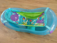Fisher Price Infant Tub with Hammock