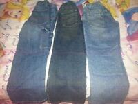 like brand new jeans Branded For 7 year old boy