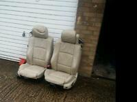 Bmw e36 convertible front seats