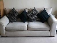 Sofas - two and three seaters