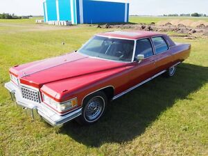 1976 Cadillac Fleetwood Talisman - FOR SALE BY AUCTION