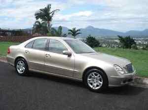 2002 Mercedes-Benz E240 Sedan Mooroobool Cairns City Preview