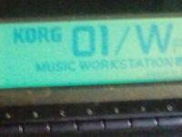 Korg O1W/FD