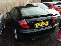 Mercedes c220 cdi breaking for parts