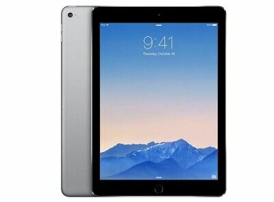 Apple iPad Air 2 64GB WiFi+Cellular GREY GRADO A/B USATO RICONDIZIONATO
