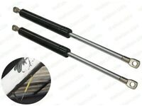 Gas struts for ottoman bed
