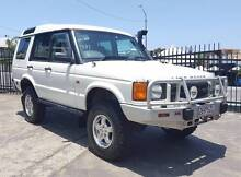 2000 Land Rover Discovery Td5 LIFTED diff locks LPG $10,999 South Brisbane Brisbane South West Preview