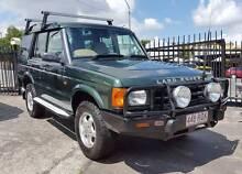 1999 Land Rover Discovery Td5 219KM log books 1YR WARRANTY $7999 South Brisbane Brisbane South West Preview