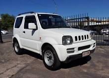 07 Suzuki Jimny AUTO Wagon VVT 168KM 1YR WARRANTY REGO RWC $8999 South Brisbane Brisbane South West Preview
