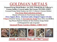 Goldman Metals Licensed Metal Merchants and Bullion Dealer: Buyers of Gold and Silver