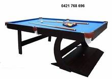 6 FOOT FOLD-AWAY BILLIARD TABLE Werribee Wyndham Area Preview