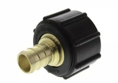 Viega Pex Press 46634 12 Crimp By 12 Port Adapter Bag Of 6