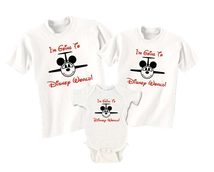 Diy Disney Vacation Shirts Ebay