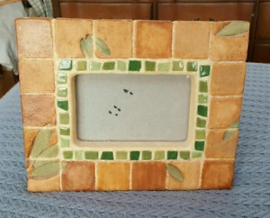 Frameology Picture Frame - Leaf Pattern