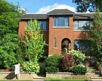 Ground level with separate bedroom + outdoor patio OUTREMONT