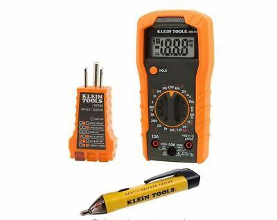 Klein Tools - 69149 - Klein 69149 Electrical Test Kit 10 A At 600 Vac