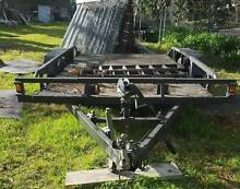Tandem Car Trailer Dural Hornsby Area Preview